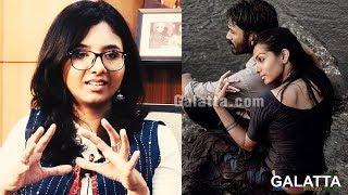 Enga Pona Rasa by Sakthisree Gopalan | Maryan | Dhanush | Parvati | Exclusive