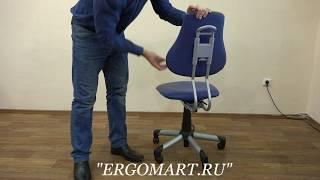 Детское регулируемое компьютерное кресло Libao C-01 обзор