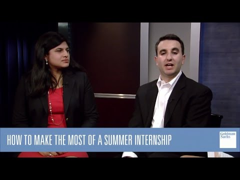 How to Make the Most of a Summer Internship - How to Differentiate Yourself as an Intern
