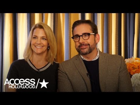 Nancy & Steve Carell: How They Came Up With