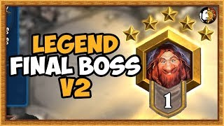 Hearthstone: Legend Final Boss V2