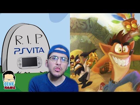 ¿PS Vita llega a su fin? - Crash N'Sane Trilogy: Nuevos niveles, animaciones, etc. | QN