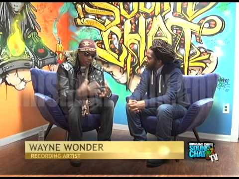 WAYNE WONDER INTERVIEW 2015