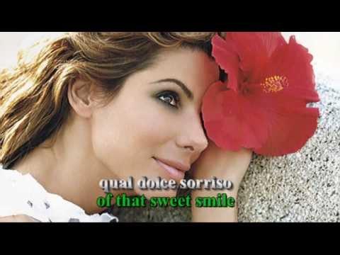 Toselli Serenade (Rimpianto - Regret) subtitled - Italian lyrics & English translation