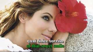 Toselli Serenade (Rimpianto - Regret) subtitled - Italian lyrics & English translation