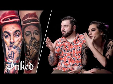Tattoo Artists React To Tattoo Copying | Tattoo Artists Answer