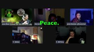 Lori calls in Paranormal Soup ITC Collective Night 07/21/19