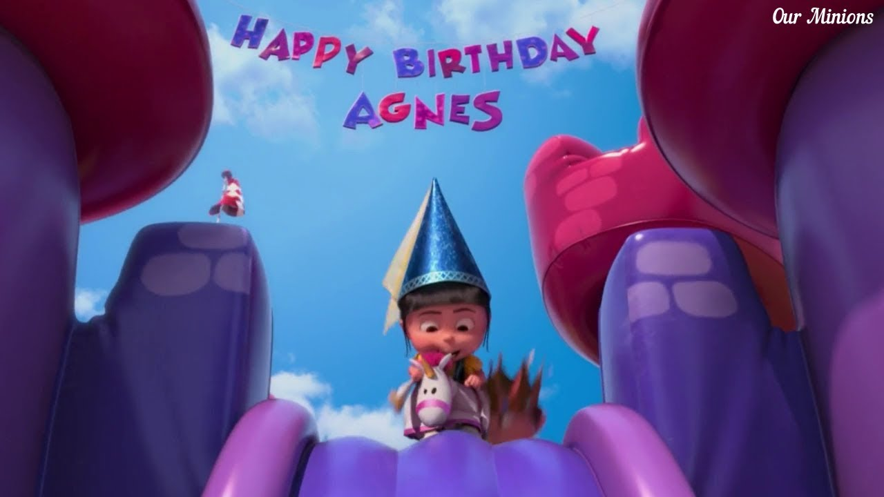 Agnes Birthday Party Despicable Me 2 Hd Youtube