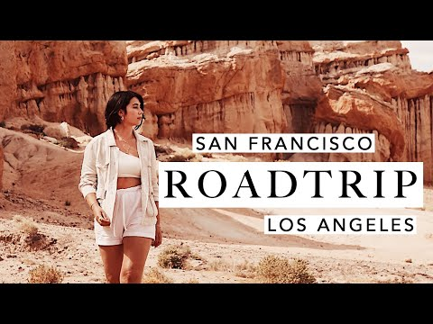 ULTIMATE CALIFORNIA ROADTRIP! [4K] San Fran, Big Sur, Sequoia, Joshua Tree & LA Guide