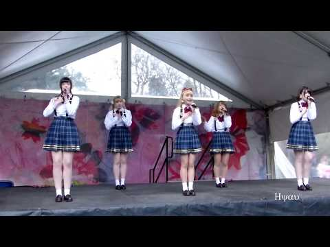 Seishun Youth Academy Dance Performance #1 @ Vancouver Sakura Days Japan Fair 2018