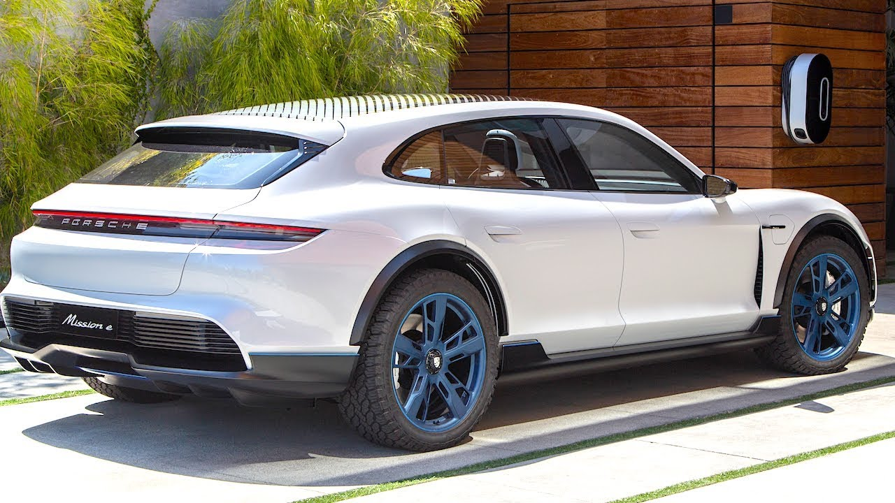 Porsche Taycan Review Update 2019 Video More Detail