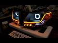Mahindra TUV 300 Custom Projector Headlight