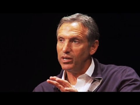 Howard Schultz on Entrepreneurs: We Can't Do Everything | Inc. Magazine