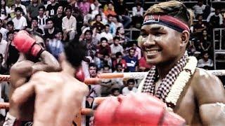 Kun Khmer Superior, Rith Pulu Vs (Thai) Nath Kor. Ketsanun, BayonTV Boxing, 13/July/2018