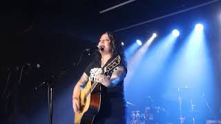 Ashley Mcbryde ~ I've Been Everywhere ~ Johnny Cash Cover ~ Borderline ~ Mon March 12th 2018