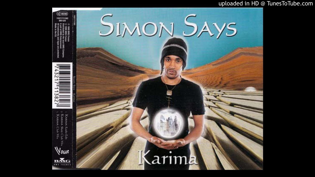simon says karima