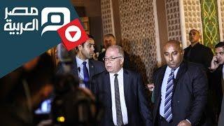 مصر العربية |  وزير الثقافة يصل عزاء محمود عبد العزيز