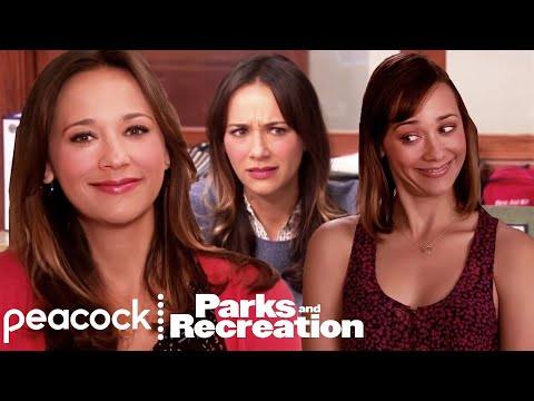 Best of Ann Perkins: The Beautiful Tropical Fish - Parks and Recreation