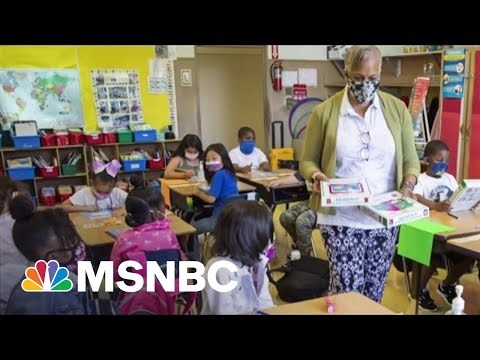 NYC Mayor Bill De Blasio On Vaccine Mandate For School Teachers And Staff