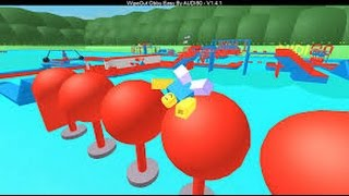 Roblox Adventures Ep 2: Wipeout Obby
