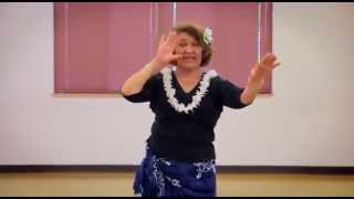 Pearly Shells - Hula Instruction