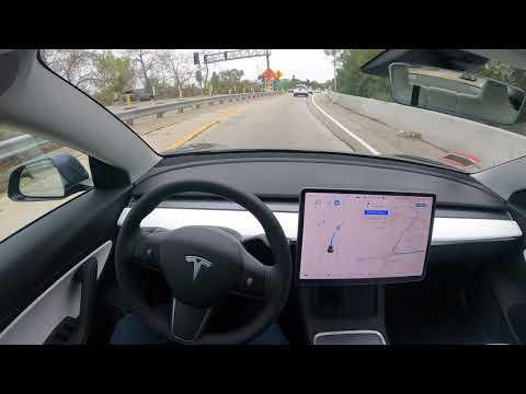 Tesla Autopilot FSD to Lucid Beverly Hills