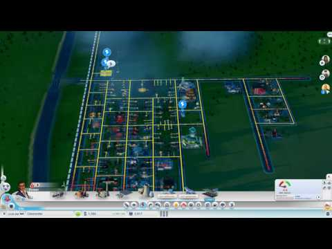 SimCity | #3: CLEARWATER CITY IS FULL OF CRIME!