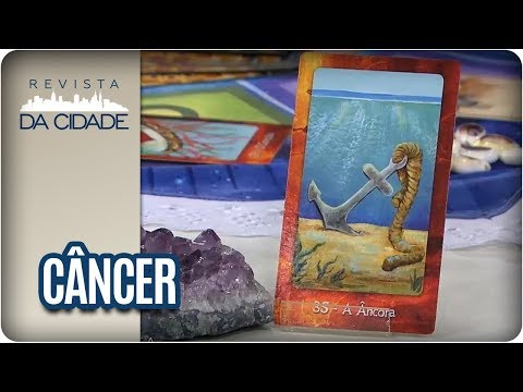 Previsão De Câncer 19/11 à 25/11 - Revista Da Cidade (20/11/2017)