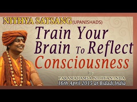 Train Your Brain To Reflect Consciousness