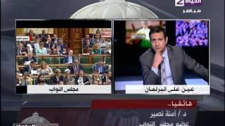 بالفيديو.. آمنة نصير تفتح النار على إلهامي عجينة بعد تصريحات كشف العذرية