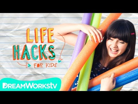 Pool Noodle Hacks | LIFE HACKS FOR KIDS