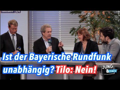 """Tilo vs. BR-Chef Wilhelm: """"Der Bayerische Rundfunk ist nicht unabhängig"""" #CSU"""