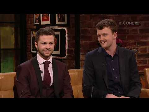 We were absolutely bricking it! | The Late Late Show | RTÉ One