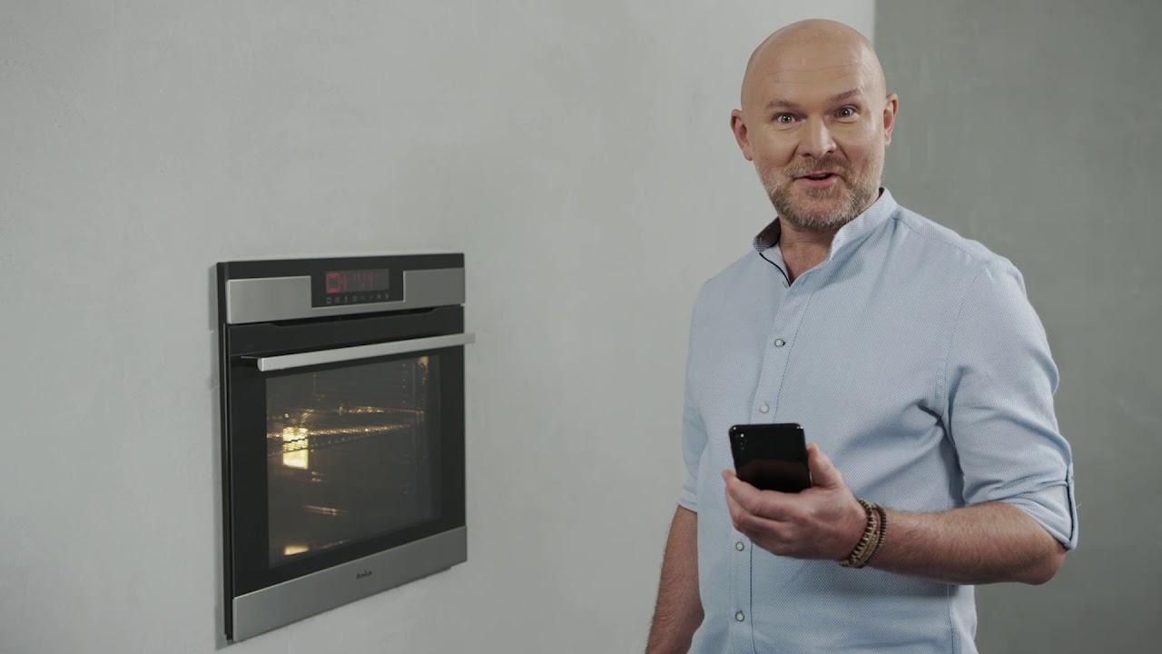 Wideo instrukcja – Piekarnik z wyświetlaczem Tc i system Android – Aplikacja Amica Home /Amica