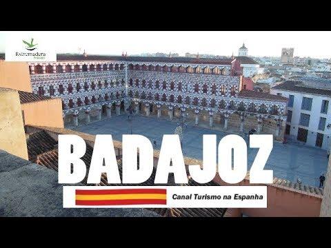 BADAJOZ #ESPANHA - Província de Badajoz -Extremadura (Canal Turismo na Espanha)