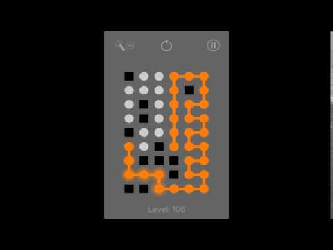 Find A Way : Lets Connect Dots Feed me dots Level 106 Solution