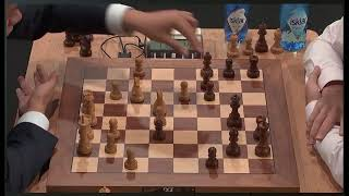 GM Wang Hao (China) - GM Carlsen (Norway) FF+PGN