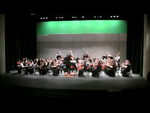 The Faraway Place - William Hofeldt - East Chapel Hill High School String Orchestra