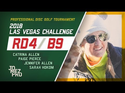 2018 Las Vegas Challenge | Rd4, B9, FPO | Allen, Pierce, Allen, Hokom