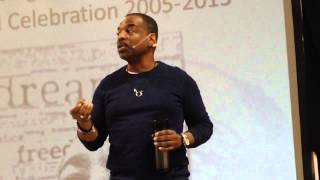 LeVar Burton on Kunta Kinte vs. Toby