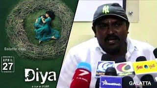 Why Sai Pallavi's  'Karu' became 'Diya' ? Reason explained by Director Manimaran   AL Vijay