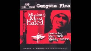 Gangsta Flea Romped Out Norteno ft Mac Dre