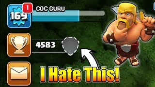 I Hate This Things So Much In Clash Of Clans! | Season End | Road To TH12 Max