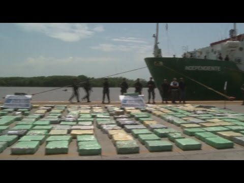 More than 7 tonnes of marijuana seized in Argentina