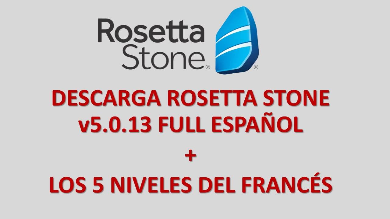 rosetta stone mega 2018