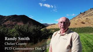 Randy Smith - Reduce Debt - Chelan County PUD Commissioner Dist. 2 - Campaign Video 1