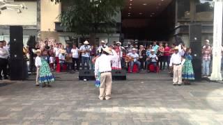 Gambar cover Folklore Cochense (canta y baila joropo Hernán Marin )