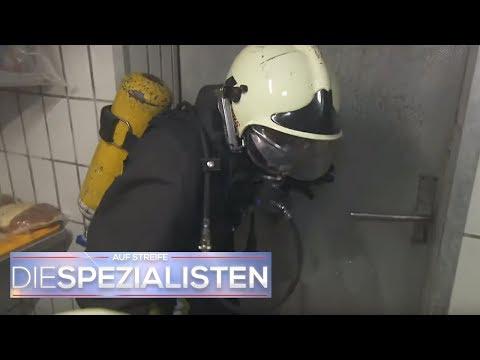 Mayday! Mayday! Feuerwehr im brennenden Haus eingesperrt   Franco Fabiano   Die Spezialisten   SAT.1