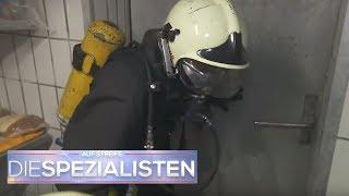 Mayday! Mayday! Feuerwehr im brennenden Haus eingesperrt | Franco Fabiano | Die Spezialisten | SAT.1