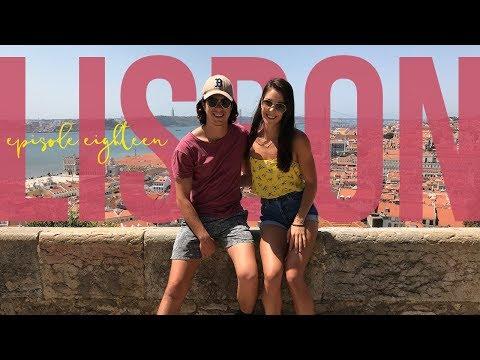 2017 Travel Vlog  Lisbon  Episode 18